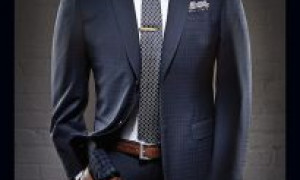 Men's Suits for Body Type
