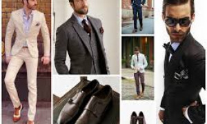 Complement Accessories of Men Suits
