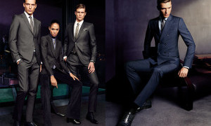 Famous Men Suit Brands