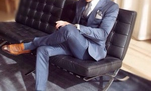 Dry Cleaning for Men Suit