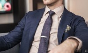 Lapel Types of Suit Jackets