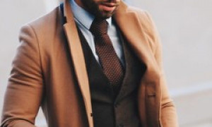 Vested Three-Piece Men Suits