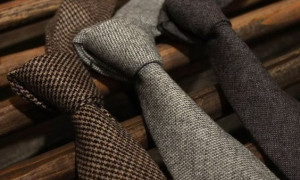 Tie Wearing Tips for Autumn and Winter
