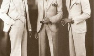 1920s Fashion on Men Suits (+15 Photos)