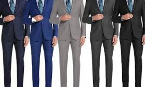 Shedding Light to Men Suits