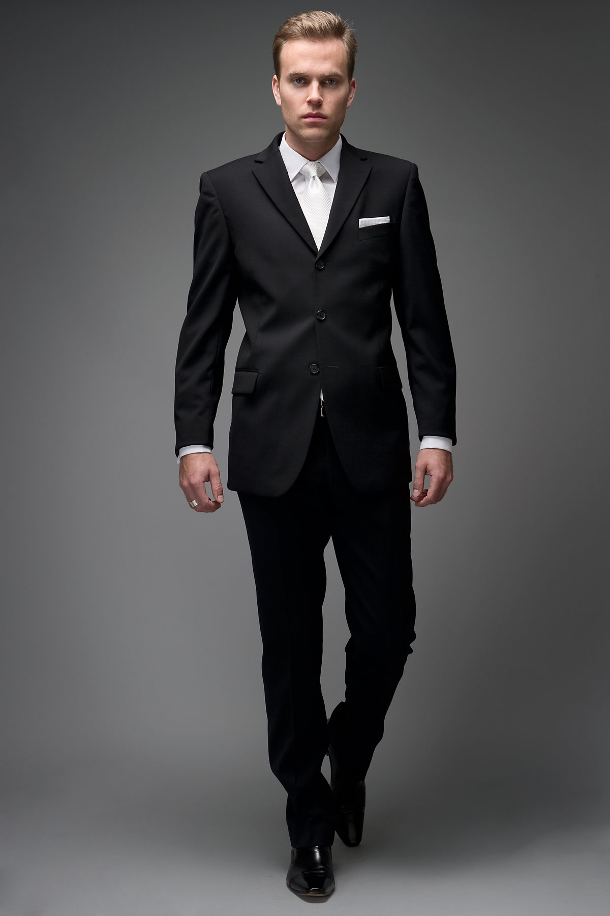 Black Men Suits - Mens Suits Tips - Part 2