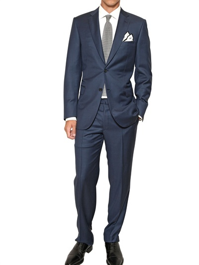 BRIONI - SLIM FIT MEN SUIT