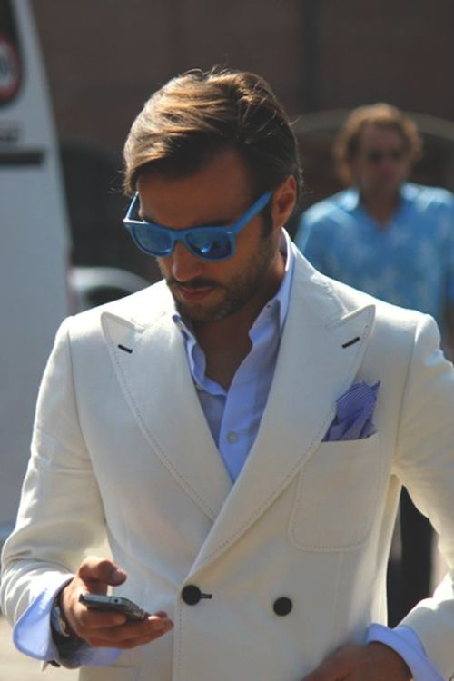 Best White Suit for Men