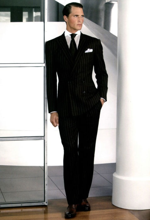 Black Mens Suits