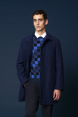Cacharel Fall Winter Menswear 2013 Paris
