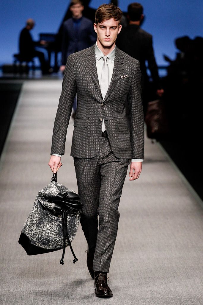 Canali Fall Winter 2014-2015.