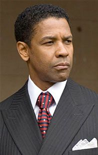 Denzel Washington 1954 in American Gangster