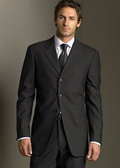 Giorgio Armani black suits
