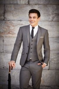 grey suit | Mens Suits Tips