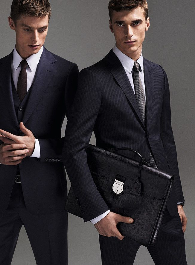 Gucci Black Suit for men