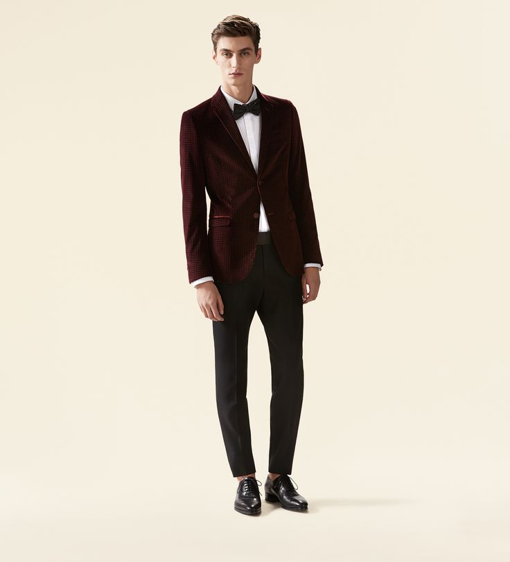 Gucci Men's Cruise 2015 Collection.