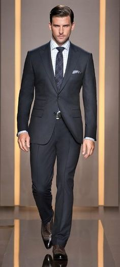 Hugo Boss Men suits