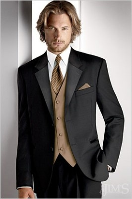 Men's Suits for Men Blonde