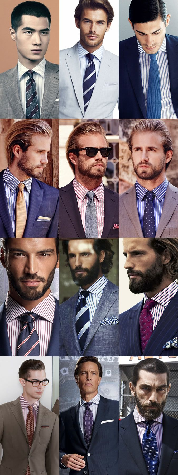 Casual Mens Suits Gallery