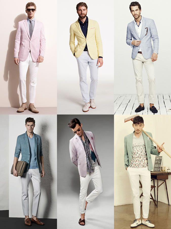 Men's casual suit | Mens Suits Tips