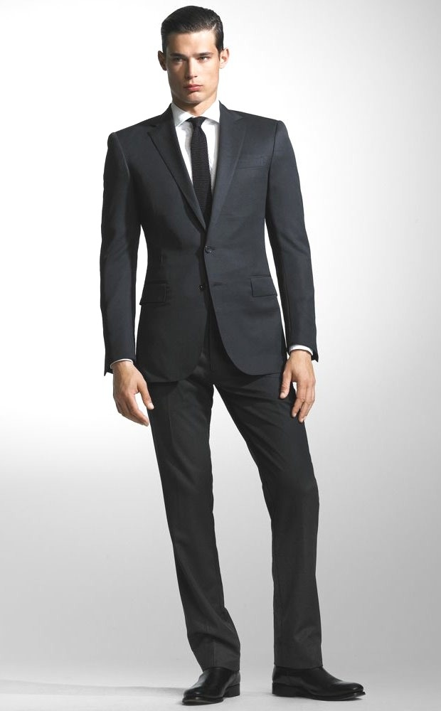 men business suit