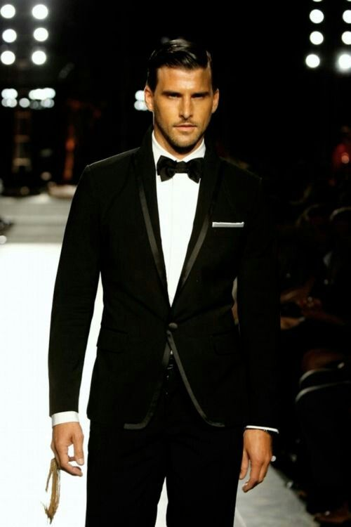 Black Mens Suits for wedding