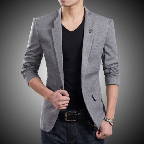 Images of Blazer Jacket Mens - Reikian