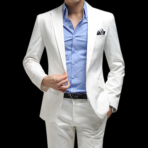 Blazer Jacket with Men Suit - Mens Suits Tips