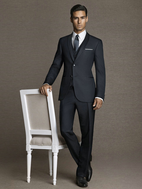 Mens Custom Tailored Suits | My Dress Tip