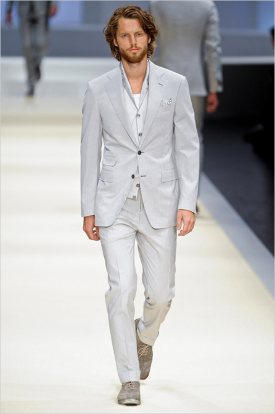 Summer suits are one of the special types of suit that every man has to have in his wardrobe. Though you might feel sultry and heavy to wear a suit during summer season, you can't avoid situations when your profession demands one. If you are planning for an important business meeting in a tropical country or a business trip with your boss during summer season, it means that you will have to.