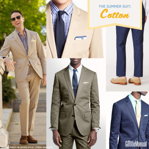 Cotton Men Suits (6)