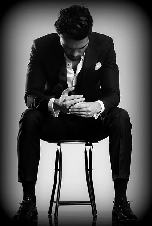 Mens Suits Tips - Part 10 Dominant Man In Suit