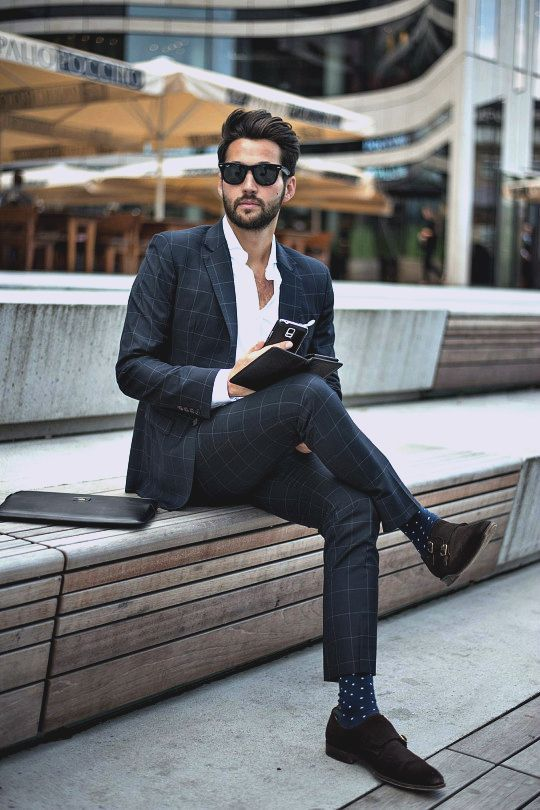 64178b5c Men Office Suits (27) | Mens Suits Tips