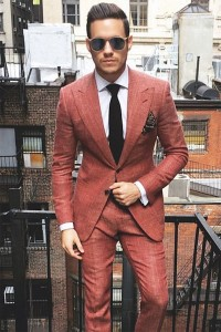 Choosing Color of Men Suits - Mens Suits Tips