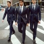 Men Suits Trousers