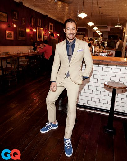 Men Suits with Sneakers (27)
