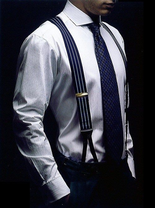 Men Suits With Suspenders 5 Mens Suits Tips