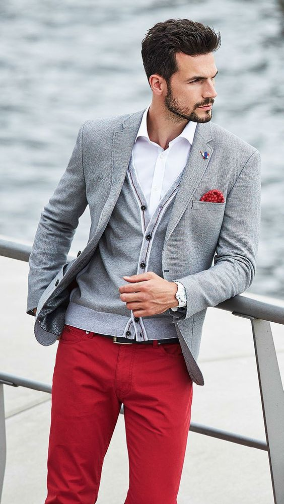 A solid colour sport jacket is timeless and classy. Our Densa Sports Jacket Find this Pin and more on Clothes by My Stuff. Sport coat and suit jacket most of the men wore and the confusion between a suit men sport jacket vs. men suit jacket and only the rules of the problems.
