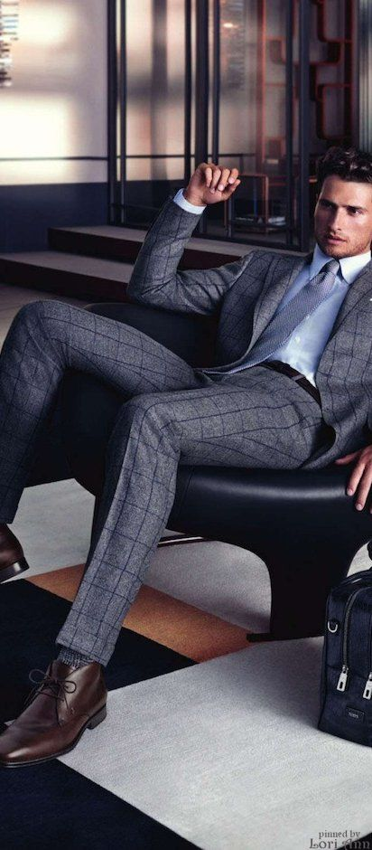 Suits for Short and Thin Men (11)