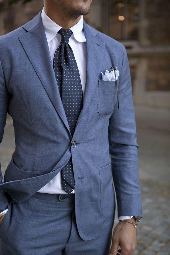 Suits for Short and Thin Men (14)