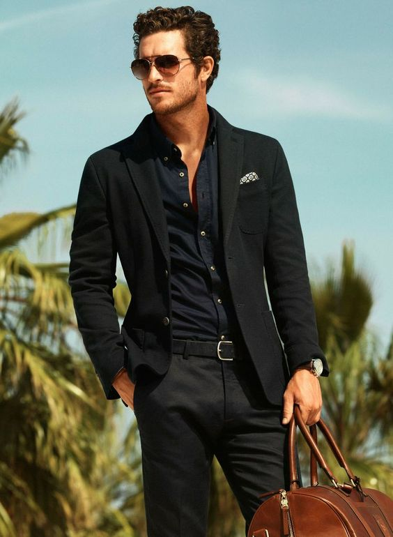 Suits for Short and Thin Men (17)
