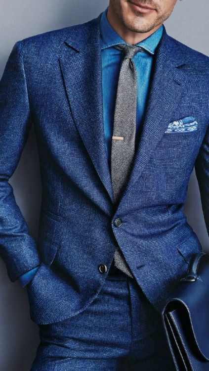 Suits for Short and Thin Men (18)