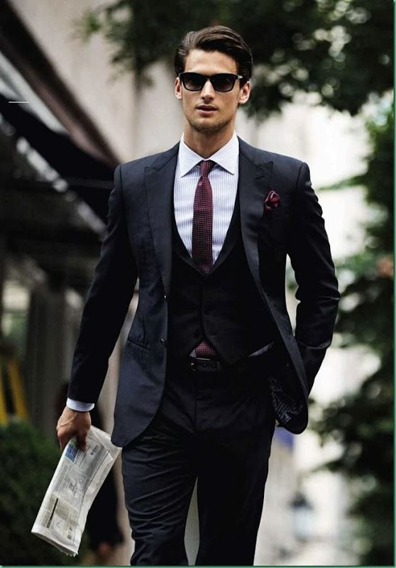 Suits for Short and Thin Men (26)