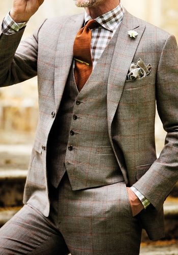 Fitting the Three-Piece Suit