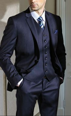 Navy Blue Suits Mens Suits Tips