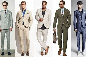 When Wearing Suit Choosing The Fabric Has A Importance As In Addition To Patterns And Colors For Having Gentleman Look This Is Also Contributing