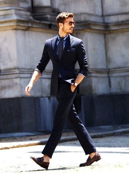 Light blue slim fit groom suit | Mens Suits Tips