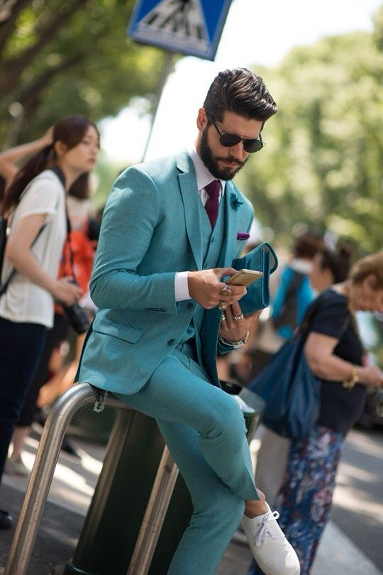 Men Suits For Summer - Mens Suits Tips