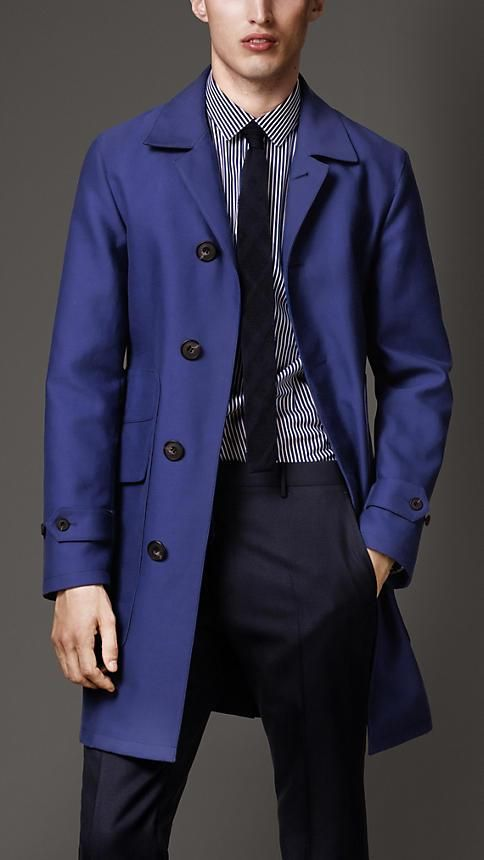 Burberry Trench Coat For Men Mens Suits Tips