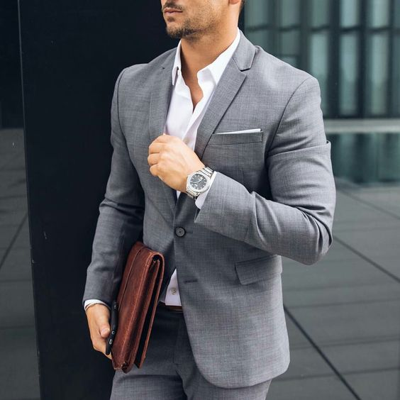 Casual Business Suits Mens Suits Tips